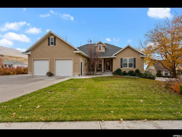 918 Summit Dr, Smithfield, UT 84335 (#1566420) :: Eccles Group