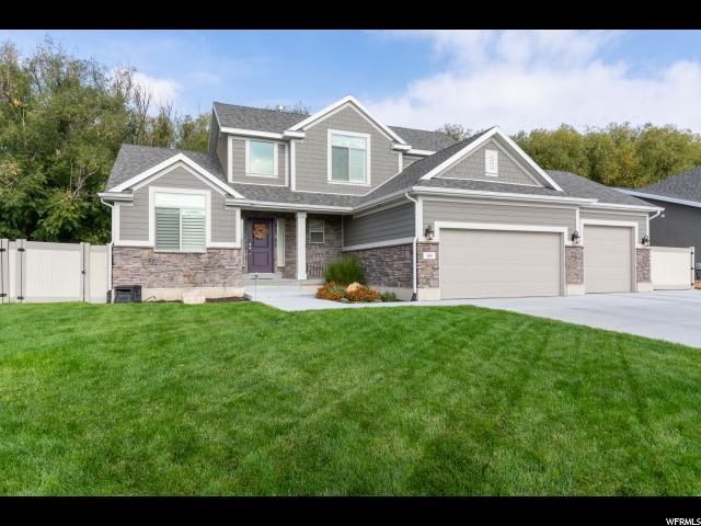 104 W Country Boy Dr. N, North Ogden, UT 84404 (#1566423) :: RE/MAX Equity