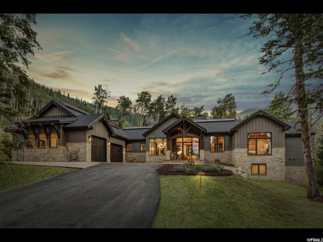 103 White Pine Canyon Rd, Park City, UT 84098 (#1566443) :: The One Group