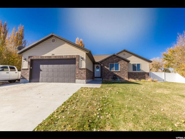 399 S 3340 W, Vernal, UT 84078 (#1566466) :: Big Key Real Estate