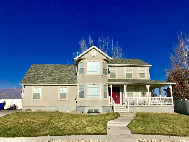 3955 N Summer Way, Eagle Mountain, UT 84005 (#1566489) :: Action Team Realty