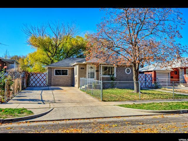697 N 1300 W, Salt Lake City, UT 84116 (#1566497) :: RE/MAX Equity