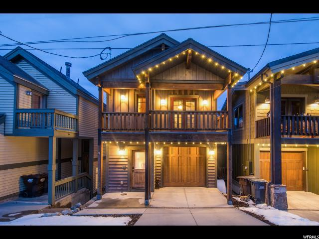 1118 Lowell Ave, Park City, UT 84060 (#1566507) :: The One Group