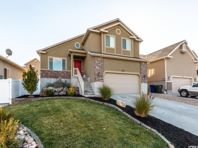6115 W City Vistas Way S, West Valley City, UT 84128 (#1566532) :: Colemere Realty Associates