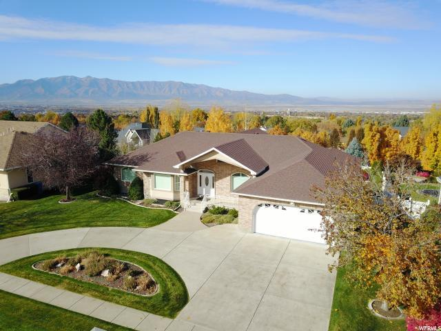 89 N Winding Way, Logan, UT 84321 (#1566550) :: Action Team Realty