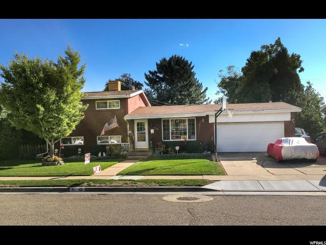411 W Paul Ave, Layton, UT 84041 (#1566552) :: The One Group
