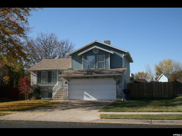 1041 N 75 W, Layton, UT 84041 (#1566556) :: Big Key Real Estate