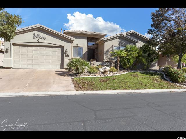 1854 Stonebridge Dr #41, St. George, UT 84770 (#1566560) :: Red Sign Team