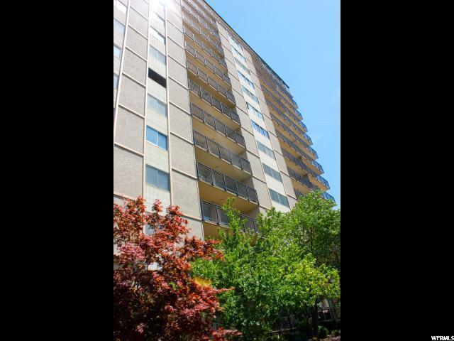 875 S Donner Way #301, Salt Lake City, UT 84108 (#1566566) :: Big Key Real Estate