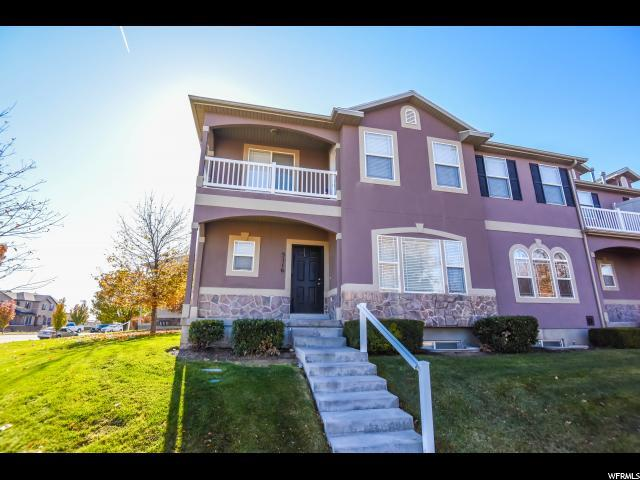 5116 W Cold Stone Ln S, West Jordan, UT 84081 (#1566574) :: The One Group