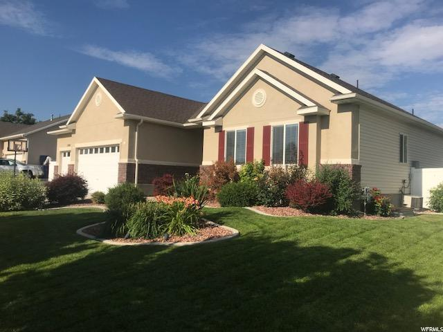 13354 S Shaunna Ln W, Herriman, UT 84096 (#1566576) :: Action Team Realty