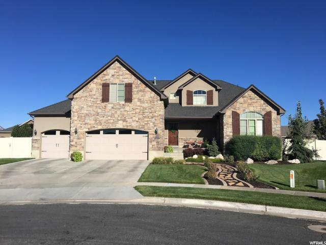 627 W 2920 S, Syracuse, UT 84075 (#1566583) :: The Utah Homes Team with iPro Realty Network