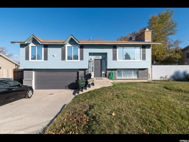 4351 S King Arthur Dr, West Valley City, UT 84119 (#1566585) :: Exit Realty Success