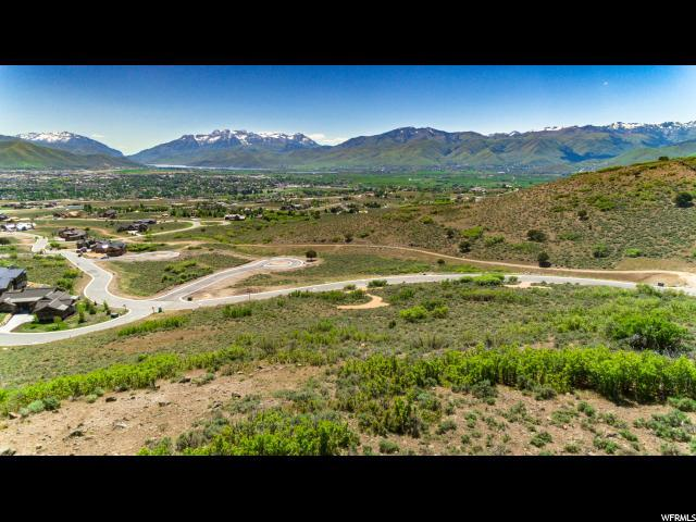 1644 N Chimney Rock Rd (Lot 531), Heber City, UT 84032 (#1566587) :: RE/MAX Equity