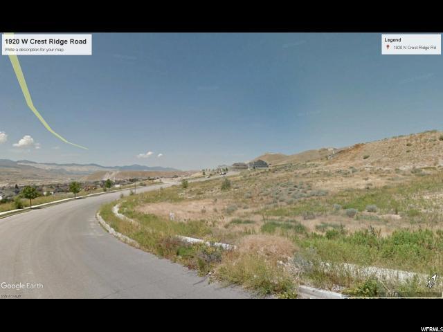 1920 W Crest Ridge Rd N, Lehi, UT 84043 (#1566596) :: Colemere Realty Associates