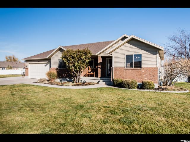 915 W Garden Circle, Nibley, UT 84321 (#1566600) :: Action Team Realty