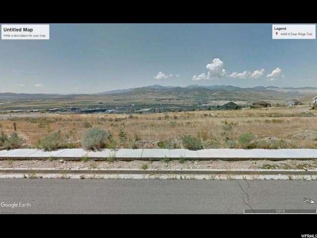 4445 N Deer Ridge Trl W, Lehi, UT 84043 (#1566601) :: The One Group