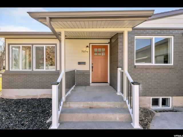 7076 S 2780 E, Cottonwood Heights, UT 84121 (#1566609) :: The One Group
