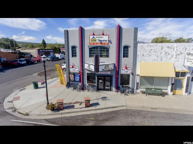 105 N Main St, Panguitch, UT 84759 (#1566615) :: Bustos Real Estate | Keller Williams Utah Realtors