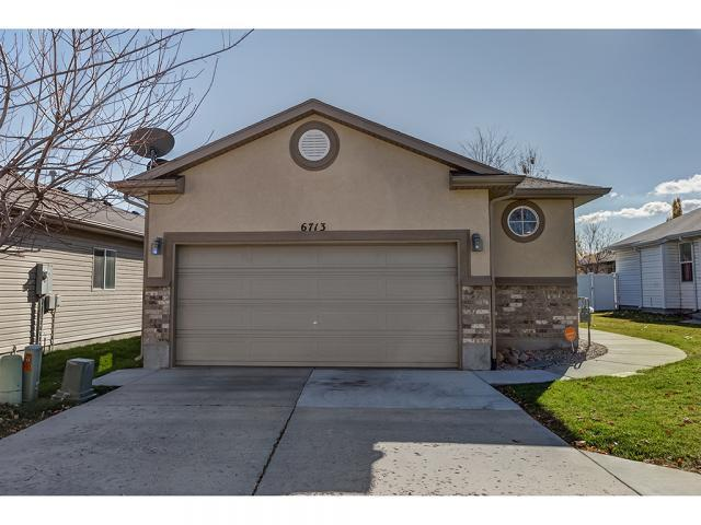 6713 S Empress Ln W, West Jordan, UT 84081 (#1566622) :: The One Group