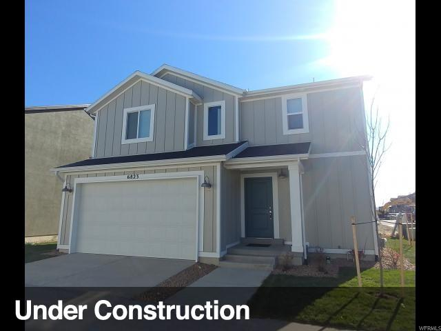 7914 S Hestia Ct W #110, West Jordan, UT 84081 (#1566625) :: The One Group