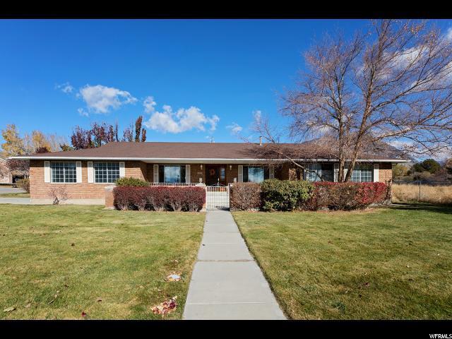 5096 W Country Club Dr N, Highland, UT 84003 (#1566691) :: Big Key Real Estate
