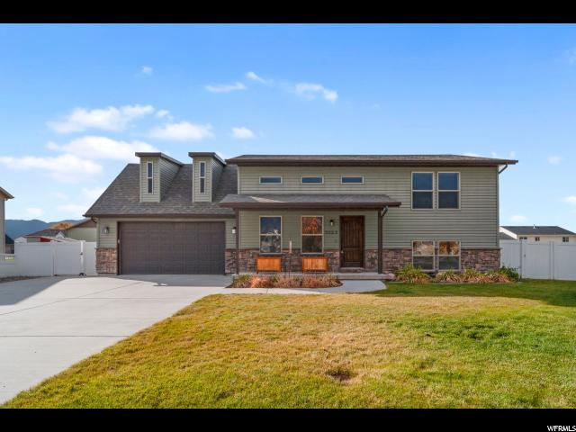 3323 S 1500 W, Nibley, UT 84321 (#1566709) :: Action Team Realty