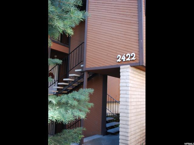 2422 S Elizabeth St E #6, Salt Lake City, UT 84106 (#1566720) :: The One Group