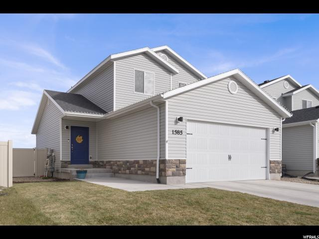 1585 E Tumwater Ln N, Eagle Mountain, UT 84005 (#1566774) :: Big Key Real Estate