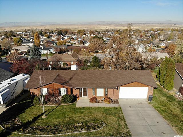2590 S Peach St W, Perry, UT 84302 (#1566782) :: The One Group