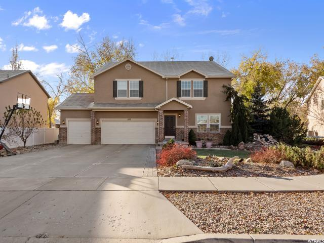 1159 W 520 S, Spanish Fork, UT 84660 (#1566802) :: Exit Realty Success