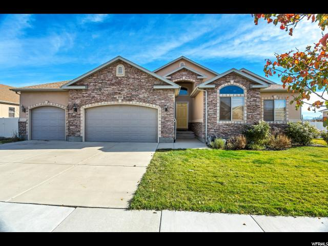 12503 S Andreas St W, Riverton, UT 84096 (#1566832) :: goBE Realty