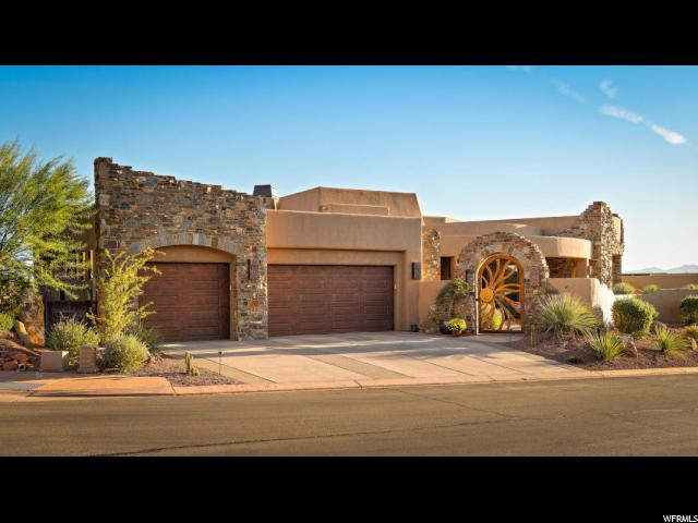 3052 N Snow Canyon Pkwy #50, St. George, UT 84770 (#1566834) :: Exit Realty Success