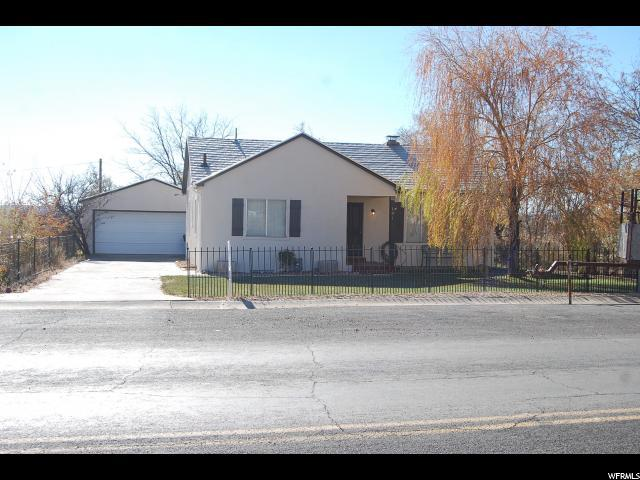 191 W 200 S, Roosevelt, UT 84066 (#1566835) :: The Utah Homes Team with iPro Realty Network