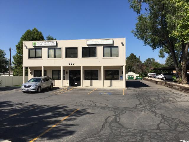 777 E 4500 S #120, Salt Lake City, UT 84107 (#1566960) :: The Utah Homes Team with iPro Realty Network