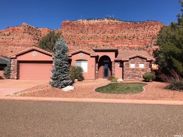 491 N Deadwood Dr W, Kanab, UT 84741 (#1566961) :: The Utah Homes Team with iPro Realty Network