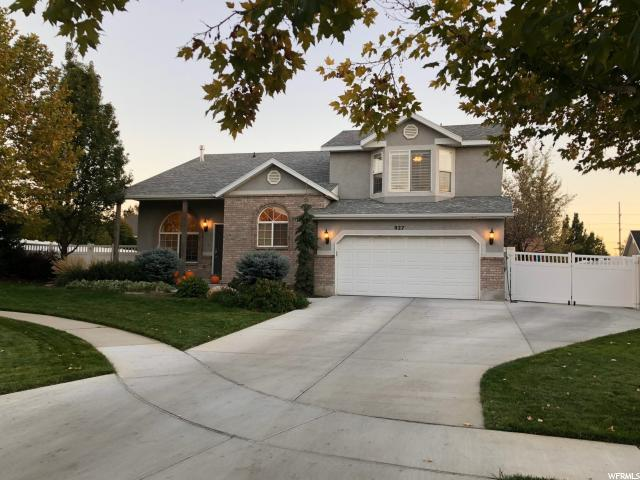 927 W 1670 N, Orem, UT 84057 (#1566971) :: The Utah Homes Team with iPro Realty Network