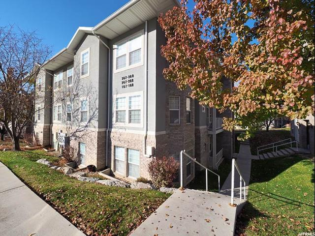 483 N Belmont Pl #168, Provo, UT 84606 (#1567043) :: Colemere Realty Associates