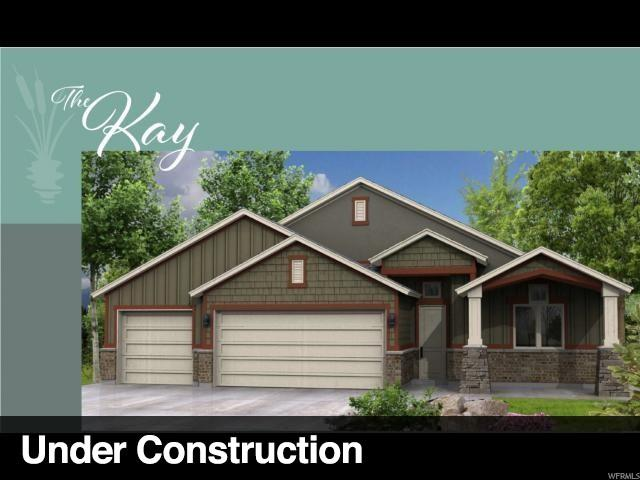 537 E Green Spring Way #201, South Weber, UT 84405 (#1567065) :: Red Sign Team