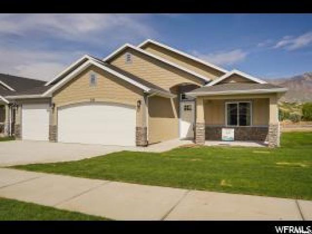 554 E Green Springs Way #216, South Weber, UT 84405 (#1567079) :: Big Key Real Estate