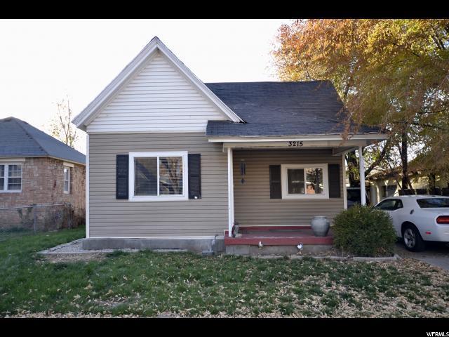 3215 S Ogden Ave E, Ogden, UT 84401 (#1567163) :: The Utah Homes Team with iPro Realty Network