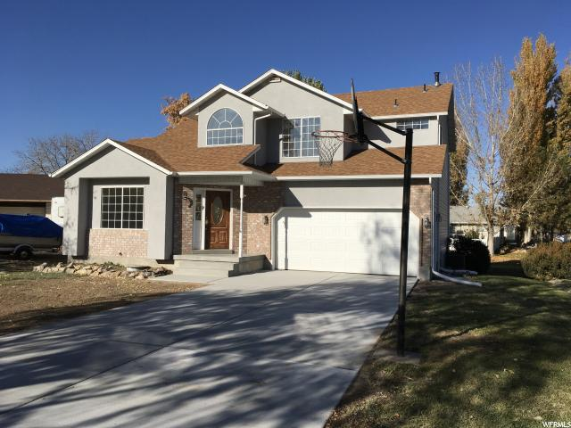105 N Country Clb, Stansbury Park, UT 84074 (#1567280) :: Eccles Group