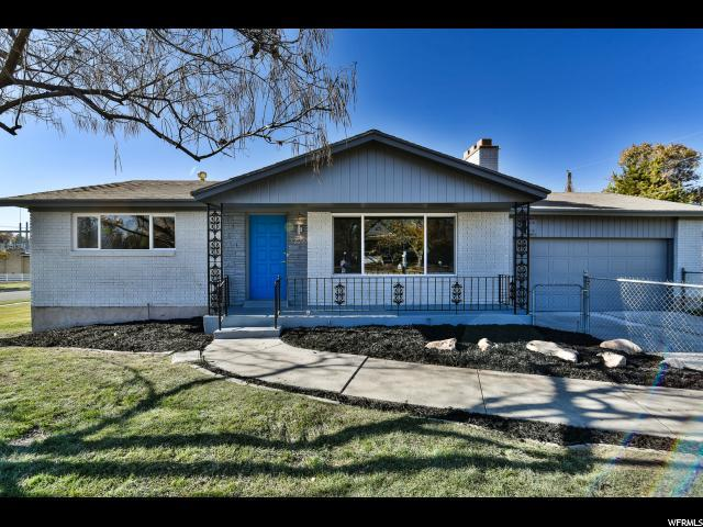 3726 S 1100 E, Millcreek, UT 84106 (#1567339) :: The Utah Homes Team with iPro Realty Network
