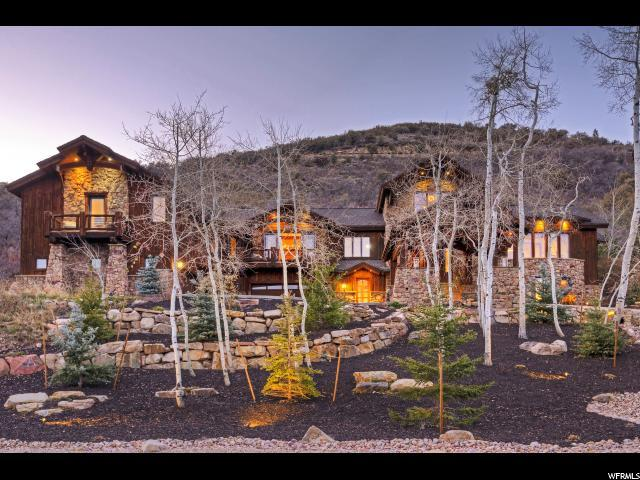 4820 Bear View Dr, Park City, UT 84098 (MLS #1567357) :: High Country Properties