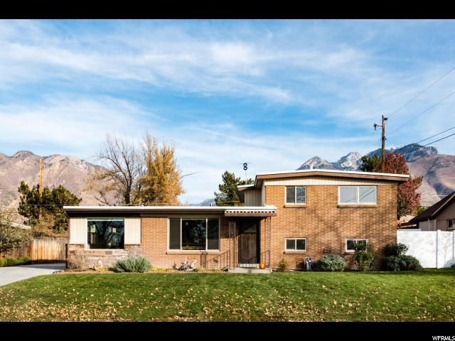 7277 S 2780 E, Cottonwood Heights, UT 84121 (#1567362) :: Colemere Realty Associates