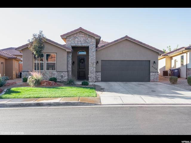 2176 E Colorado Drive, St. George, UT 84770 (#1567382) :: Red Sign Team