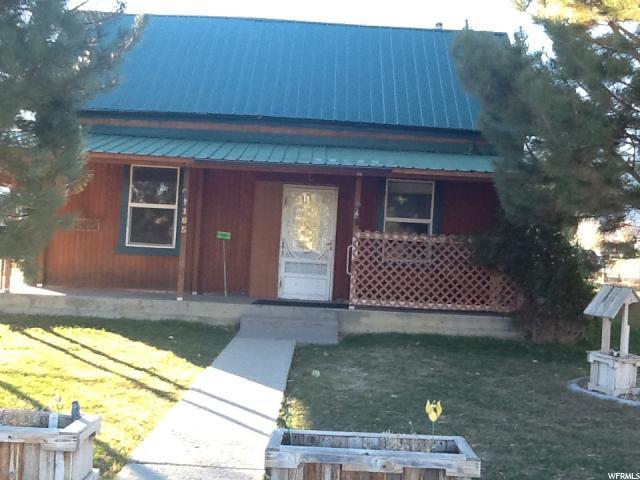 185 N 400 W, Fountain Green, UT 84632 (#1567394) :: Big Key Real Estate