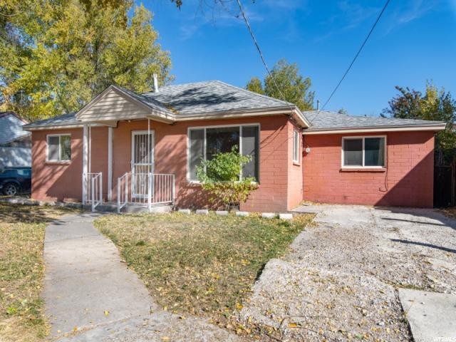 3391 S 4300 W, West Valley City, UT 84120 (#1567395) :: Big Key Real Estate