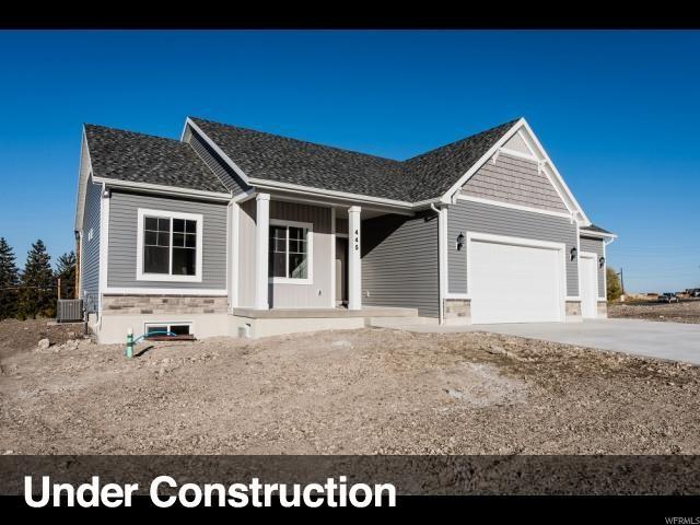 588 S 480 W, Providence, UT 84332 (#1567397) :: Big Key Real Estate