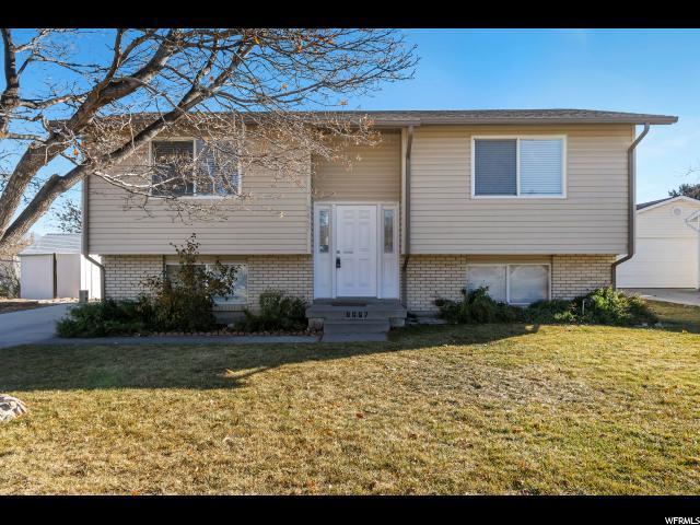 8667 N Newcastle Rd, West Jordan, UT 84088 (#1567399) :: Big Key Real Estate